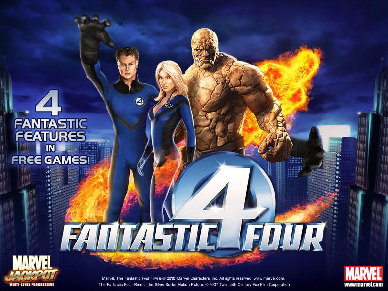 OmniCasino.com - Fantastic Four