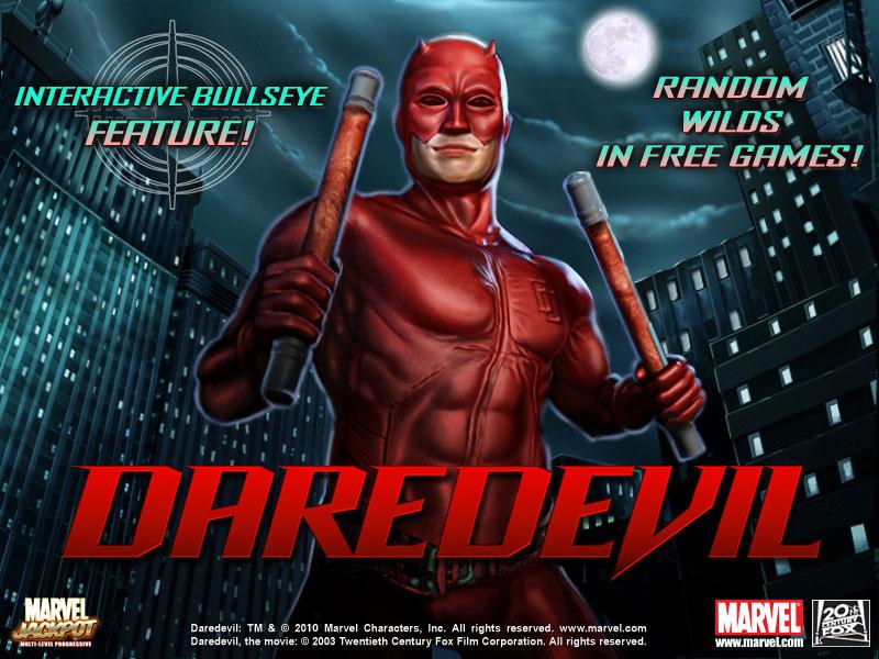 OmniCasino.com - Daredevil