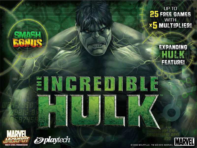 OmniCasino.com - Hulk
