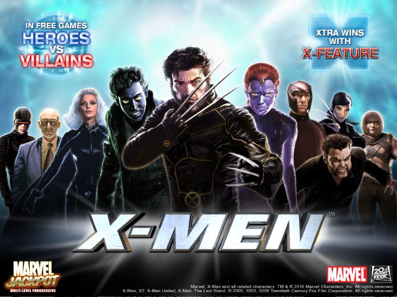 OmniCasino.com - X-Men